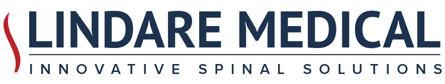 Innovative Spinal Solutions – Lindare Medical Mobile Logo