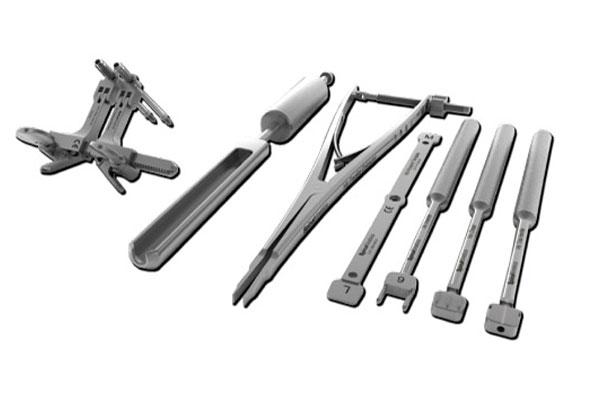 M6-C Artificial Disc Instrument Set Hire