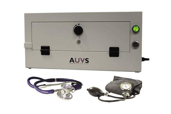 KR615 AUVS UV Box Sterilisation Product