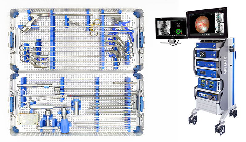 Endoscopic Spine Instrument Hire